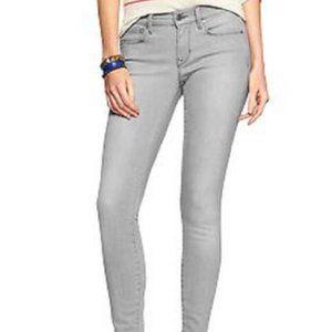 Gap 1969 'Dolphin' Grey Legging Jeans NWOT!